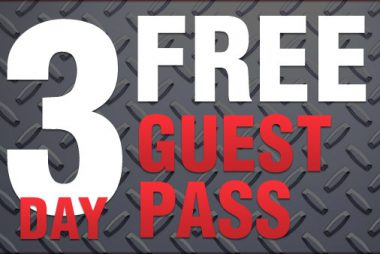 Free Unlimited 3 Day Class Pass
